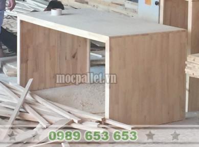 Bàn gỗ thông BT15